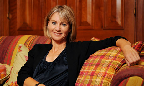 Kate Mosse: 'It is about a celebration of women's achievements, and to celebrate the best, so why would you stop?'