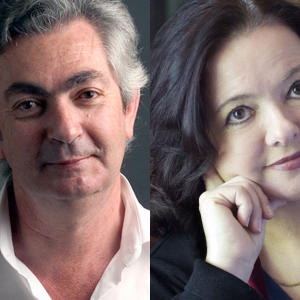 Promo image for Robert Manne and Anne Manne