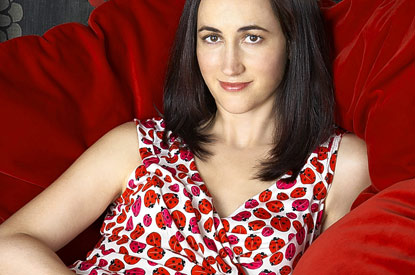 Sophie Kinsella: 'I always thought chick lit meant third-person contemporary funny novels, dealing with issues of the day.'