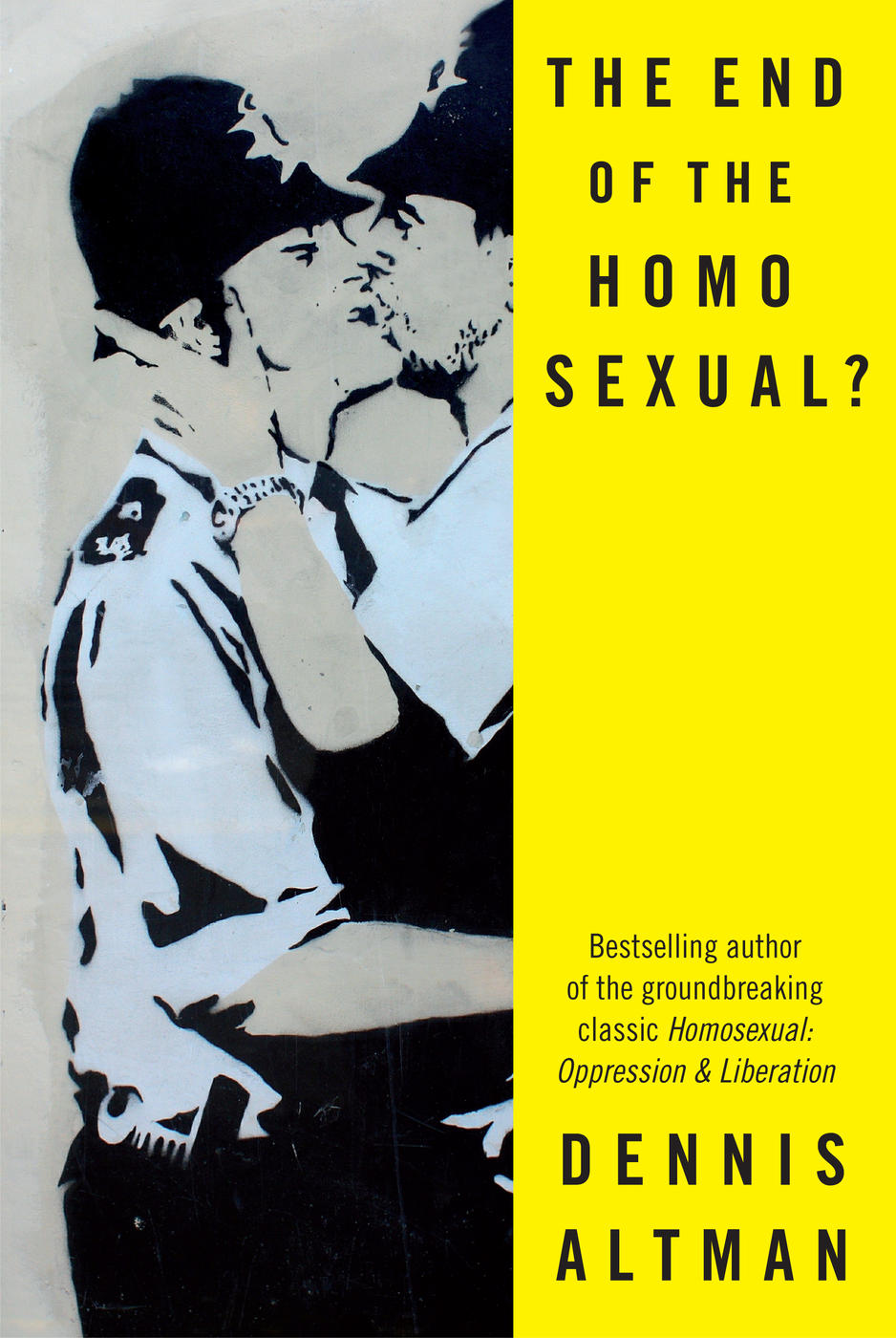 homosexuality essay tools for essay writing doodle wr added jpg ex  the end of the homosexual making sense of a cultural revolution 1970s to now the erosion