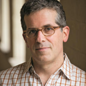 Portrait of Jonathan Lethem