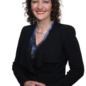 Portrait of Georgina Downer