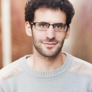 Portrait of Eli Glasman
