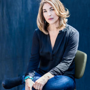 Portrait of Naomi Klein