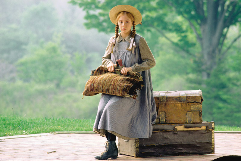 'There are readers who hate, hate, hate <i>Anne of Green Gables</i>.'