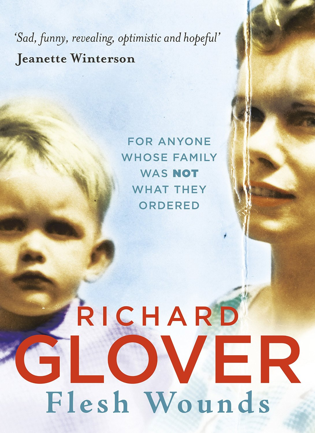Richard Glover's book, Flesh Wounds