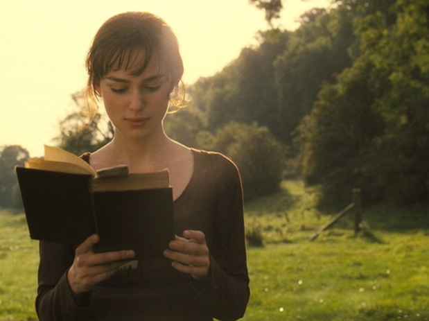 Keira Knightley as Elizabeth Bennett