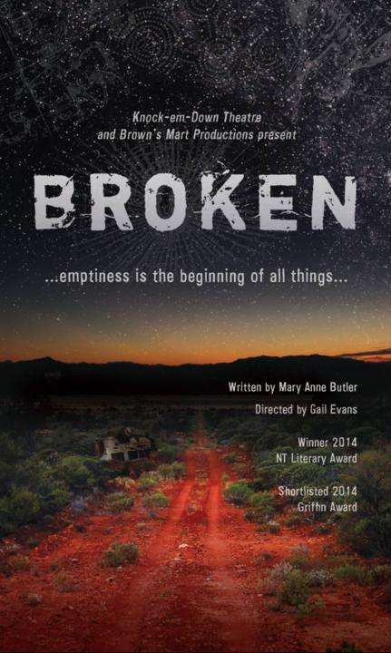 Cover image for Broken