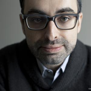 Portrait of Gary Shteyngart