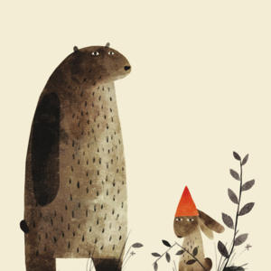 Promo image for Hats Off: Jon Klassen Storytelling Workshop