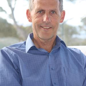 Portrait of Bob Brown