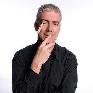 Promo image for Shaun Micallef