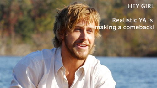 From *Ryan Gosling Works in Publishing*