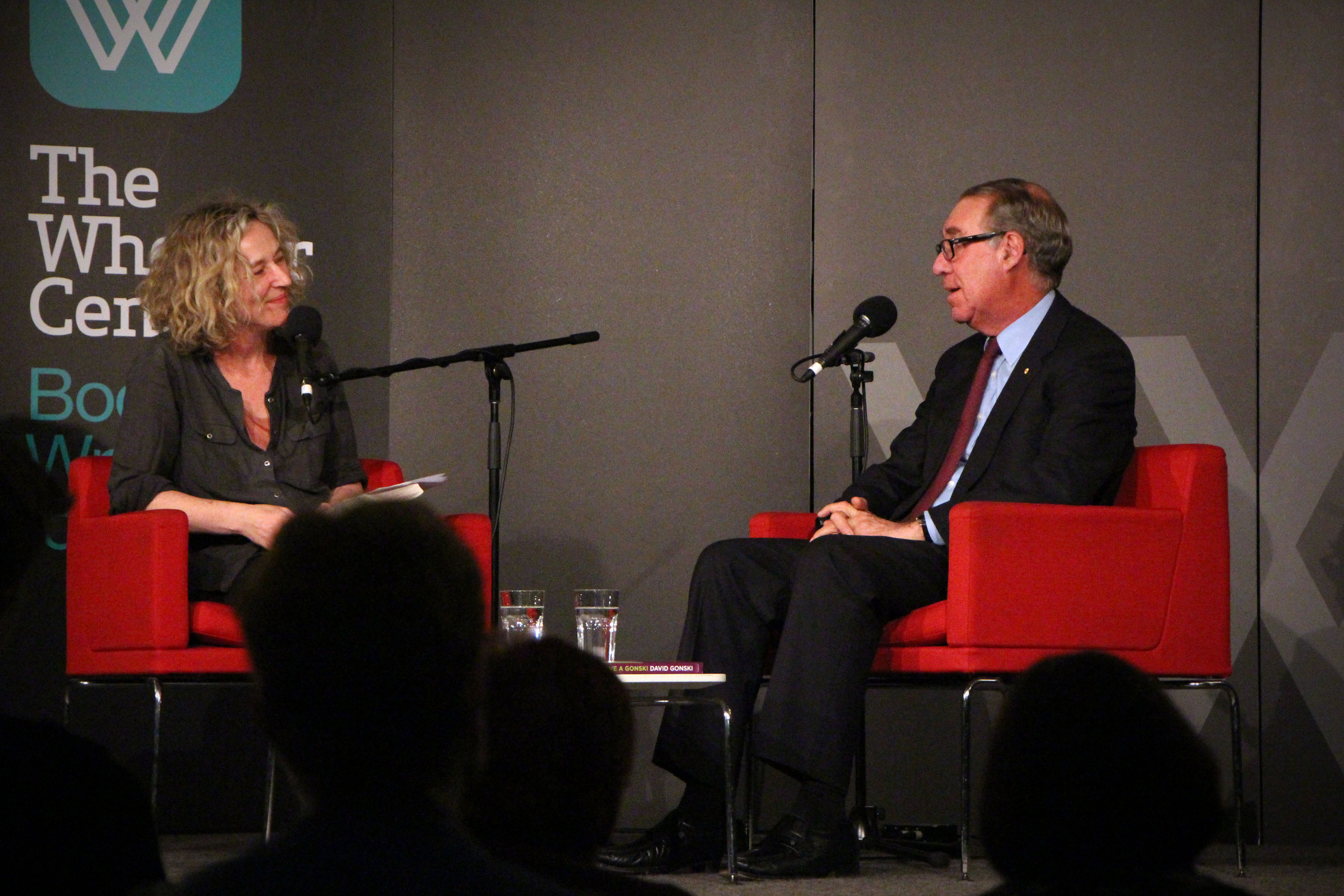 Sally Warhaft chats with David Gonski for the Fifth Estate