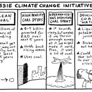Promo image for Aussie Climate Change Initiatives, by Andrew Weldon