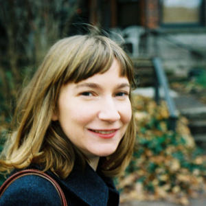 Portrait of Sheila Heti
