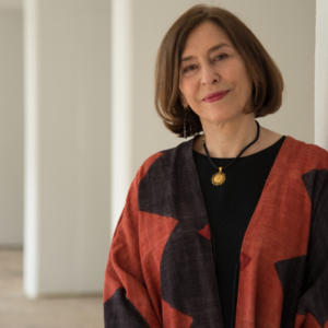 Portrait of Azar Nafisi