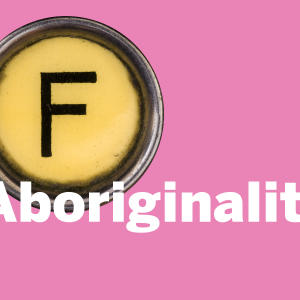 Promo image for Aboriginality