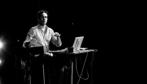 Promo image for Jad Abumrad on the Evolution of Radiolab