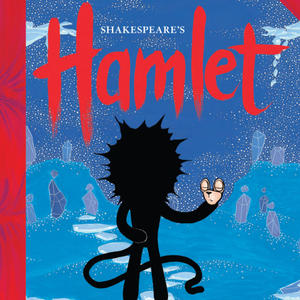 Promo image for Hamlet: A Graphic Tale