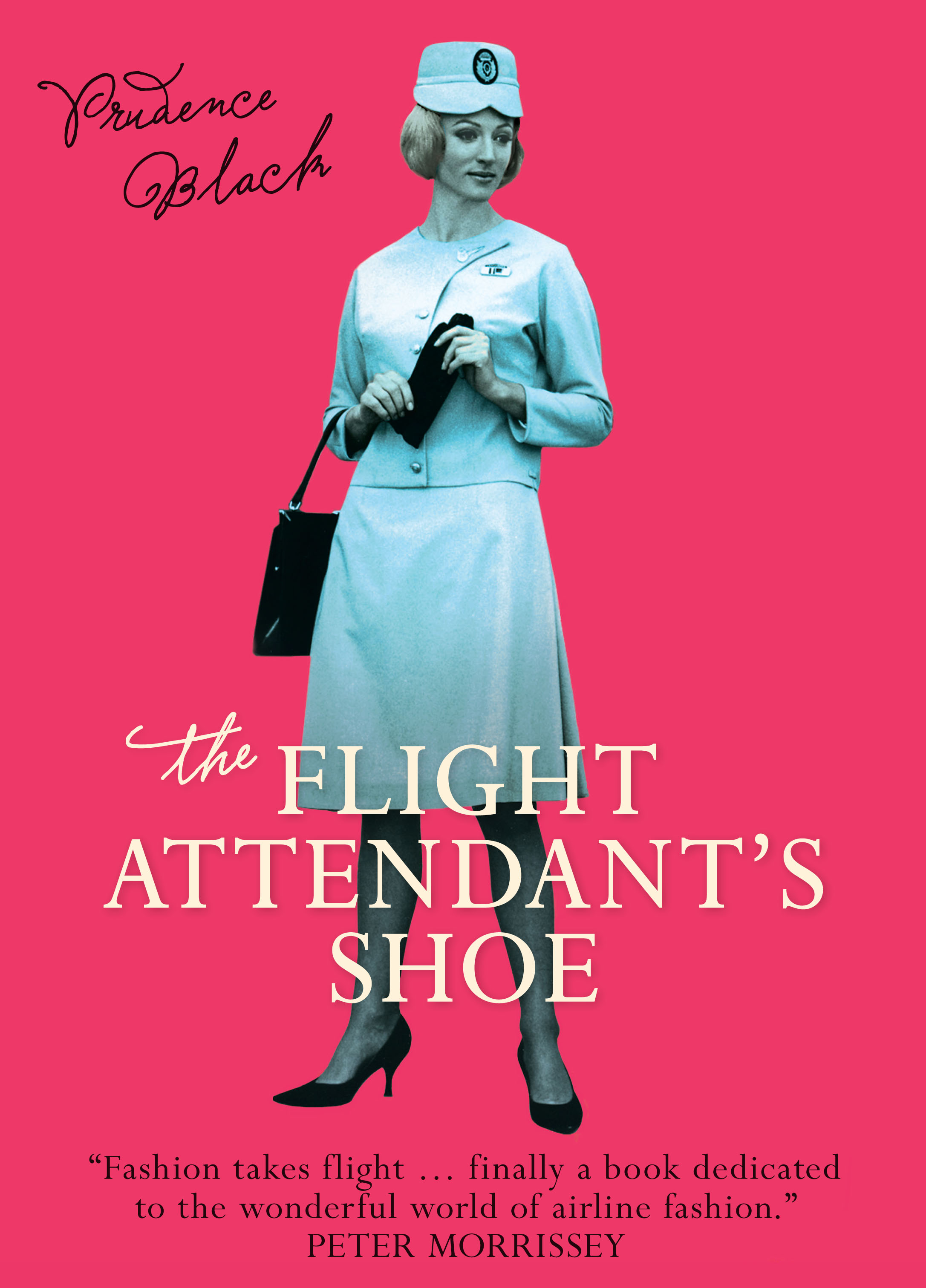 *The Flight Attendant's Shoe*, Prudence Black, NewSouth, designed by Di Quick.