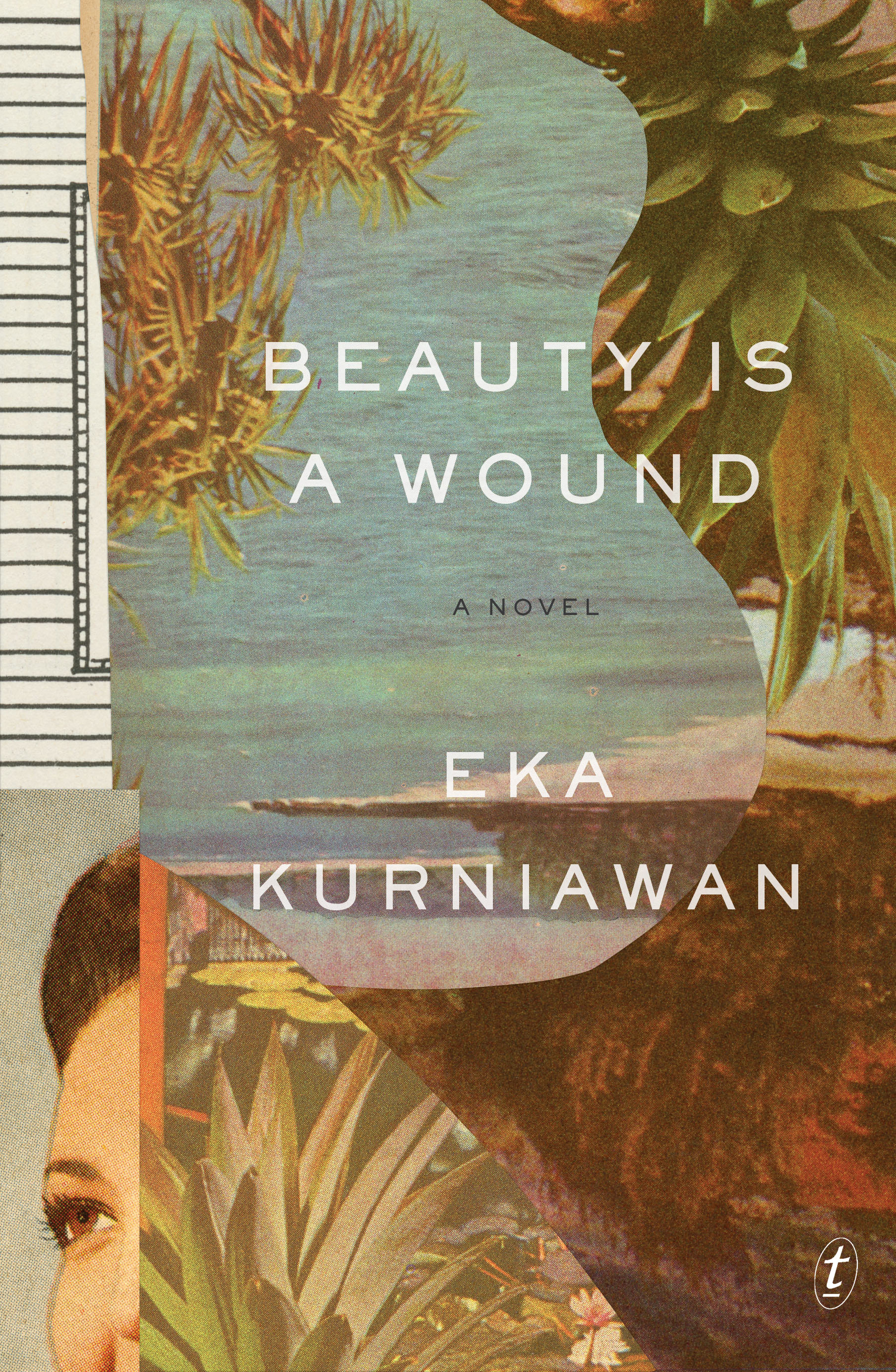 Book cover: Beauty is a Wound