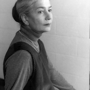 Portrait of Anita Desai