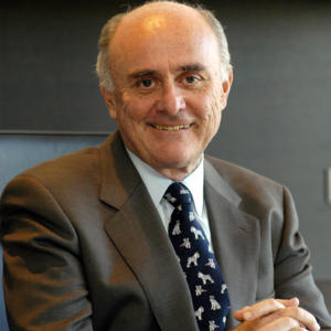 Portrait of Allan Fels