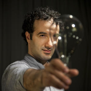 Portrait of Jad Abumrad