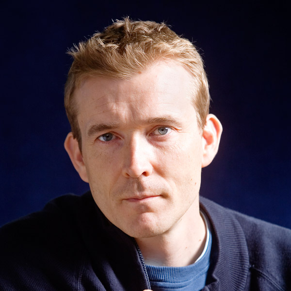 *Cloud Atlas* author David Mitchell