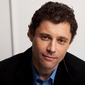 Promo image for Elliot Perlman at Clunes Booktown Festival