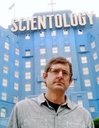 Photograph of documentary-maker Louis Theroux