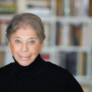 Portrait of Vivian Gornick
