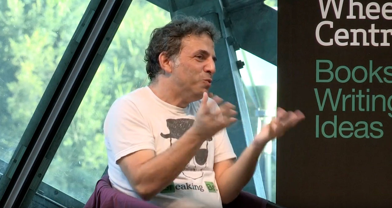 Etgar Keret, in conversation with Ramona Koval