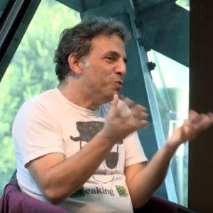 Promo image for Etgar Keret