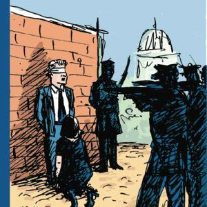 Promo image for Friday High Five: David Simon blogs, rejected New Yorker covers