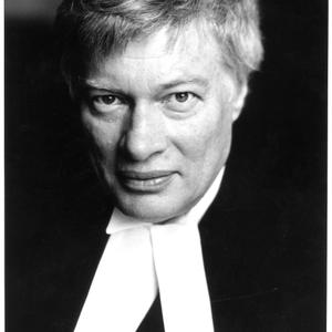 Portrait of Geoffrey Robertson