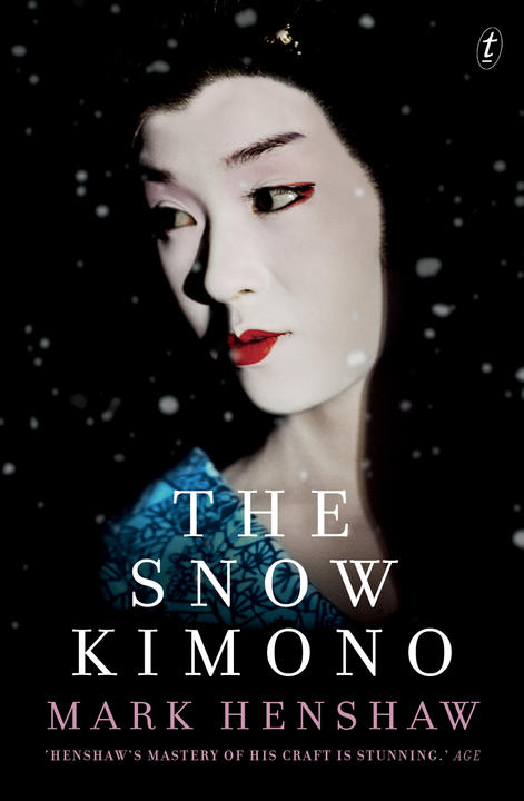 Cover image for The Snow Kimono