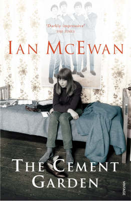 The award-winning book, Cement Garden