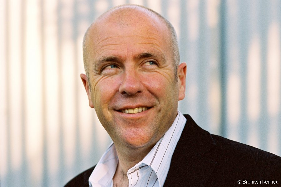 Richard Flanagan: One of the roll-call of established writers who published in *Island* in the 1980s, 'when they were fledgling writers, cutting their teeth'.
