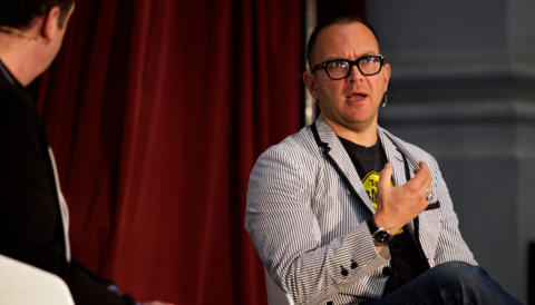 Promo image for Cory Doctorow and Alan Brough: What is the best way to destroy the internet before it destroys us?