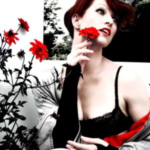 Portrait of Amanda Palmer