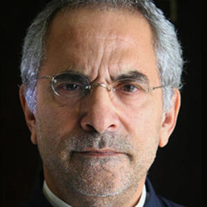 Portrait of Jose Ramos-Horta