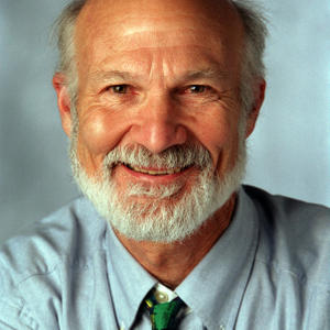 Portrait of Stanley Hauerwas