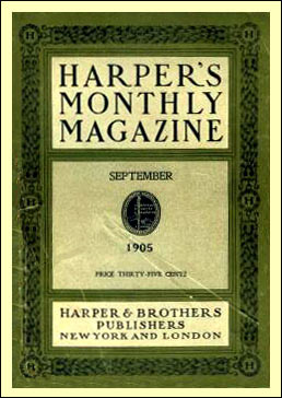 A *Harper's* cover from 1905