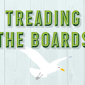 Promo image for Treading the Boards: Creative Writing For Beginners