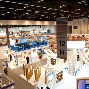 Promo image for Sparking Connections: Abu Dhabi International Book Fair 2012