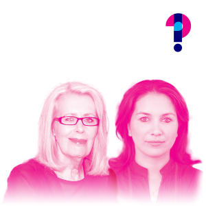 Promo image for Will the world be a safer place when more women occupy positions of power? Rukmini Callimachi and Anne Summers