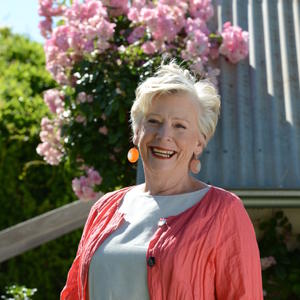 Portrait of Maggie Beer