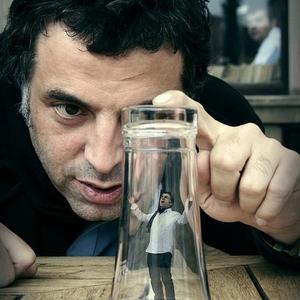 Promo image for The Many Lives of Etgar Keret